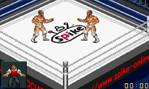Play Fire Pro Wrestling