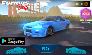 Play Furious Drift