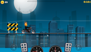 Play Ghost Rider Stunts