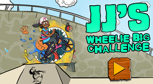 Play JJ's Wheelie Big Challenge