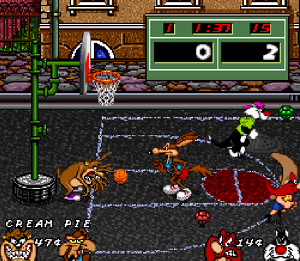 Play Looney Tunes B-Ball