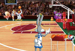 Play Looney Tunes | Space Jam