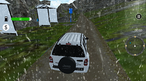 Play Offroad Prado Mountain Hill Climbing