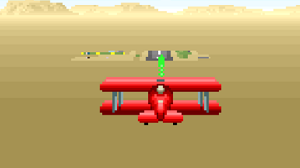Play Pilotwings (SNES)