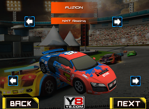 Play Racing Thunder