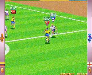Soccer Superstars (Arcade)