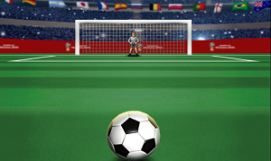 Play Soccertastic
