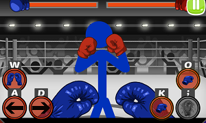 Play Stickman Boxing Ko Champion