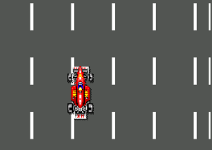 Super Monaco GP (Game Gear)