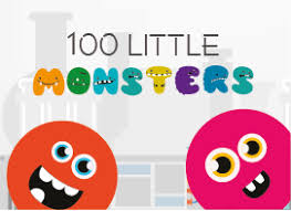 Play 100 Little Monsters