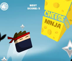 Cheese Dash Ninja