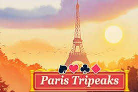 Play Paris Tripeaks