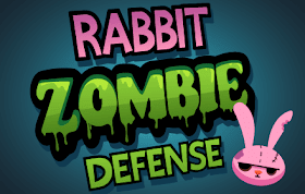 Play Rabbit Zombie Defense