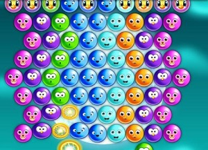 Play Squirrel Bubble Shooter