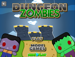 Play Dungeon Zombies