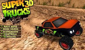Play Super Truck 3D