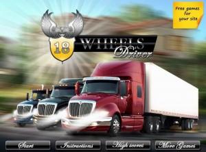 Play 18 Wheels Driver