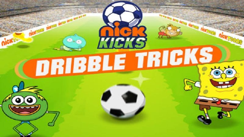 Play Dribble Tricks