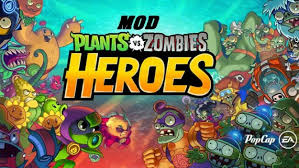 Play Plants vs zombies heroes
