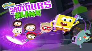Play Saviours Of Slime