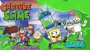 Play Spongebob Games: Capture The Slime