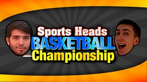 Play Sports Head Basketball