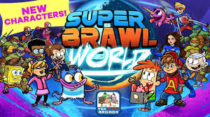 Play Super Brawl World 2