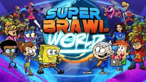 Play Spongebob Games: Super Brawl World