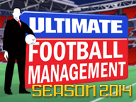 Play Ultimate football manager 14-15