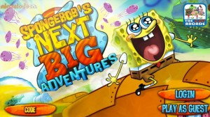 Spongebob Games: Next Big Adventure