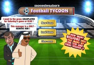 Play Football Tycoon 2
