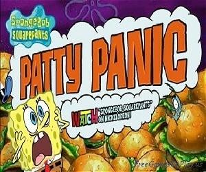 Sponge Bob Square Pants: Patty Panic
