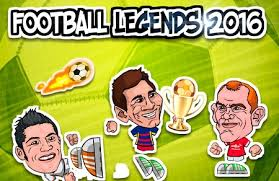 Play Football Legends 2016