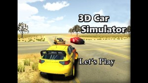 Play 3D Car Simulator