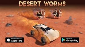 Play Desert Worms