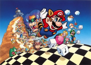 Play Super Mario Extreme Adventure 3