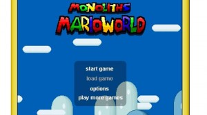 Play Monolith's Mario World 3