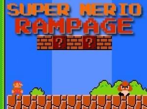Play Super Merio Rampage