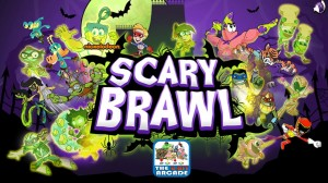 Play Spongebob Squarepants: Scary Brawl