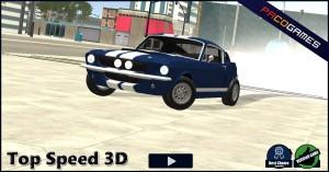 Play Top Speed 3D