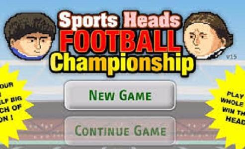 Play Big Head Football