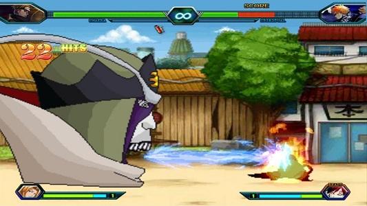 Play Bleach vs Naruto