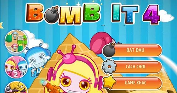 Play Bomb IT 4