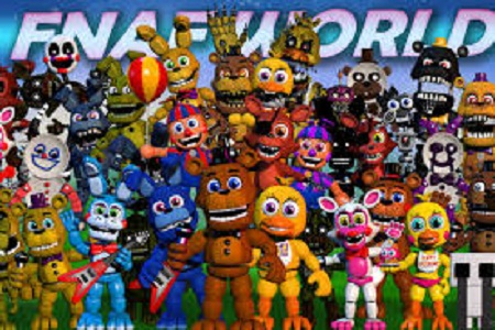 Play FNaF World