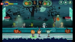 Play Halloween Basketball Legends