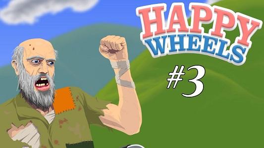 Play Happy Wheels 3