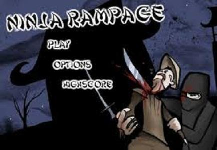 Play Ninja Rampage