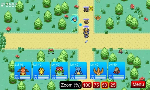 Play Pokémon Tower Defense