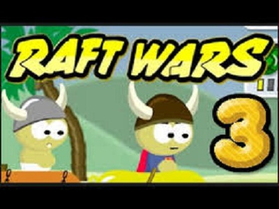 Play Raft Wars 3