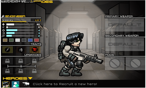 Play Strike Force Heroes 4